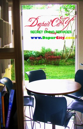 DapurCity Secret's Library